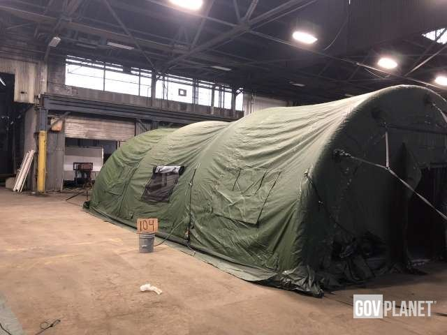 Surplus HDT XXXI Temper Shelter in Fort Wayne, Indiana, United