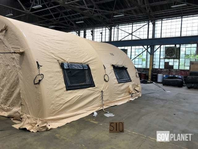 Surplus HDT XXXVIII Temper Shelter in Fort Wayne, Indiana, United