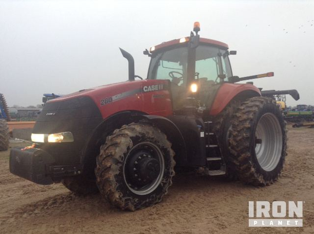 2014 Case IH Magnum 280 4WD Tractor in Rayville, Louisiana