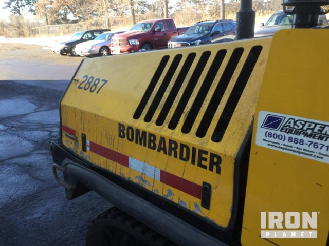 2005 (unverified) Bombardier SW48HY Sidewalk Plow in St