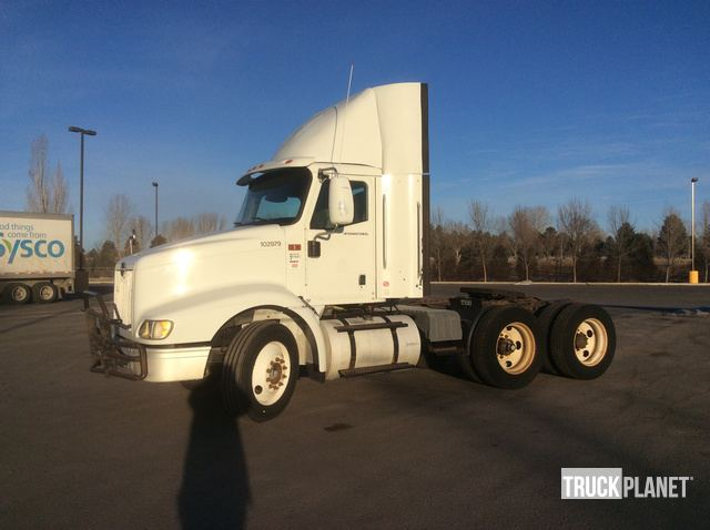 2003 International 9100i T/A Day Cab Truck Tractor in