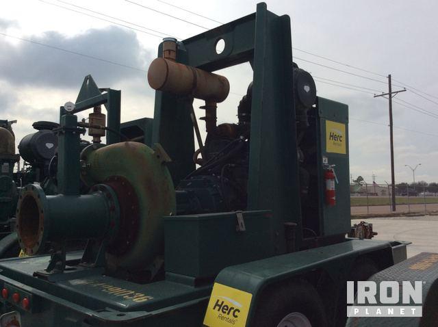 Cornell 8NHTA-EM18DB-1 Water Pump in Beaumont, Texas, United