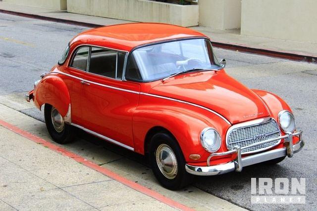 1961 DKW Auto Union 1000S in Glendale, California, United