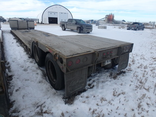 Double Drop Deck Trailers