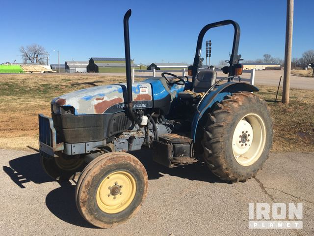 New Holland TN65 2WD Tractor in Norman, Oklahoma, United