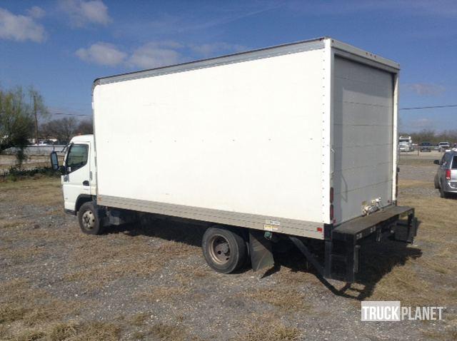 2012 Mitsubishi Fuso FE160 Cargo Truck in San Antonio, Texas