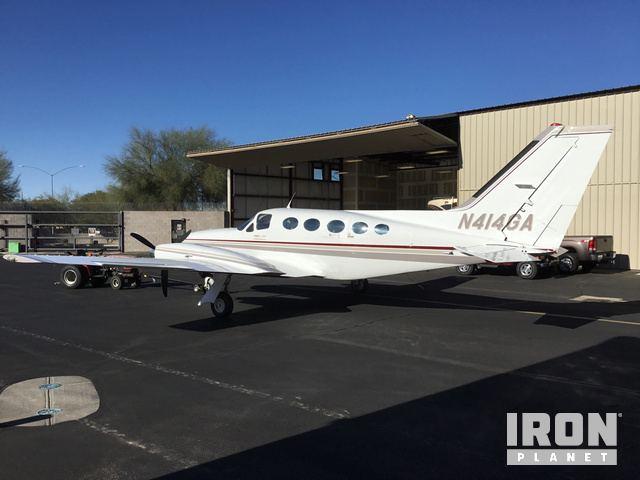1981 (unverified) Cessna 414A Airplane