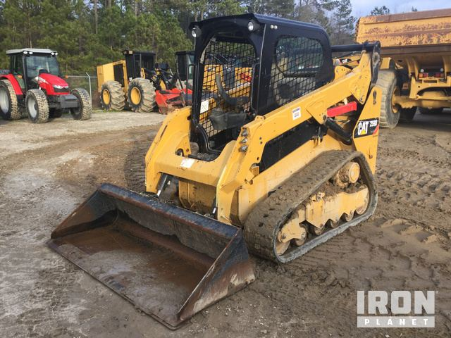 2015 Cat 259D Compact Track Loader in Hope Mills, North