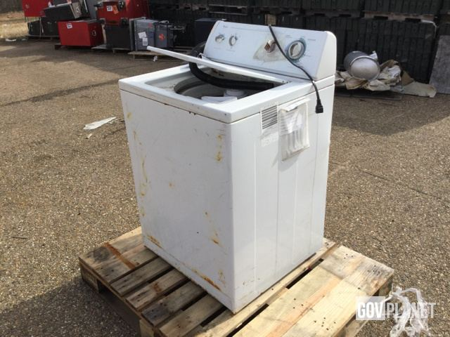Surplus Whirlpool Lsr7010pq1 Washing Machine In New Boston Texas