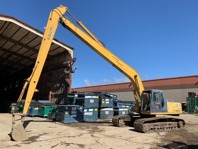 Komatsu PC220 LC-6L Track Excavator