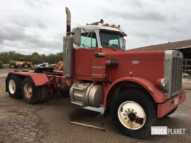 Peterbilt 359 T A Day Cab Truck Tractor In Wichita Falls