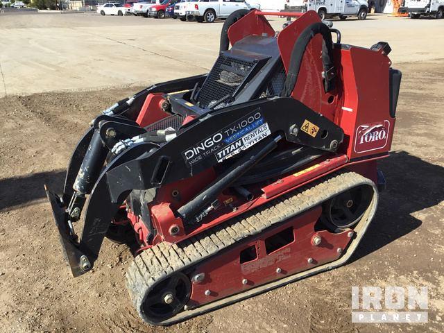 2015 Toro Dingo TX-1000 Compact Track Loader in Phoenix