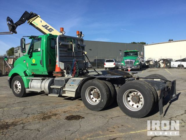 2012 International ProStar + 122 T/A Day Cab Truck Tractor in Gilroy