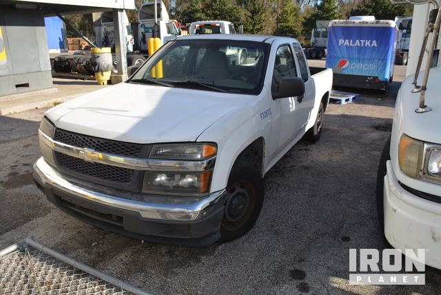 2004 Chevrolet Colorado Extended Cab Pickup In Jacksonville