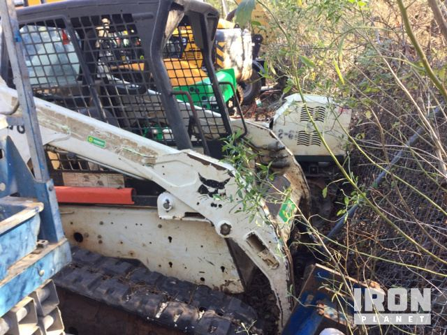 2012 Bobcat T190 Compact Track Loader in Newnan, Georgia, United
