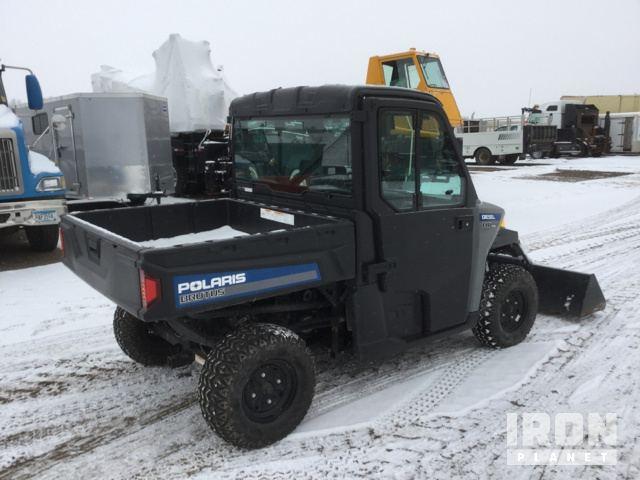 2016 Polaris Brutus 4x4 Utility Vehicle w/ Front Bucket