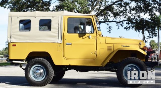 1977 Toyota FJ43 Open Top in Carrollton, Texas, United