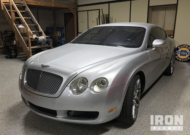 2004 bentley continental gt coupe in oklahoma city, oklahoma, united