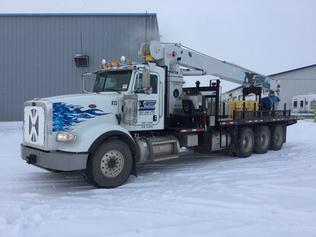 Digger Derrick Trucks