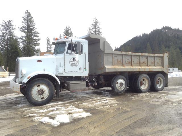 28d1c32274 Peterbilt Tri A Dump Truck
