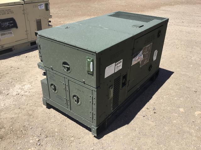 Gen Set: (10-249 kW/12 5-310 kVA) Government Surplus Generator Sets