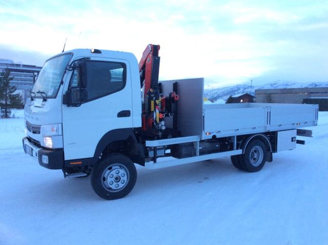 Mitsubishi Fuso Flatbed Trucks For Sale | GovPlanet