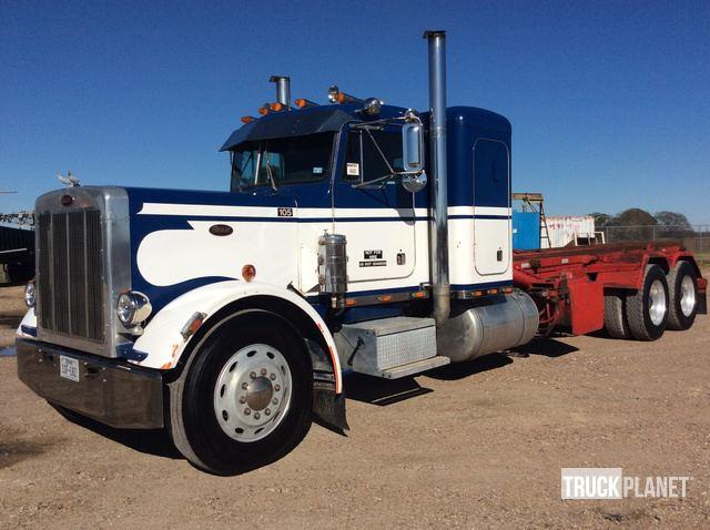 1984 Peterbilt 359 Roll Off Truck In Richmond Texas United