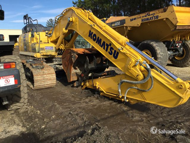 2018 Komatsu PC240LC-11 Track Excavator in Ladson, South Carolina