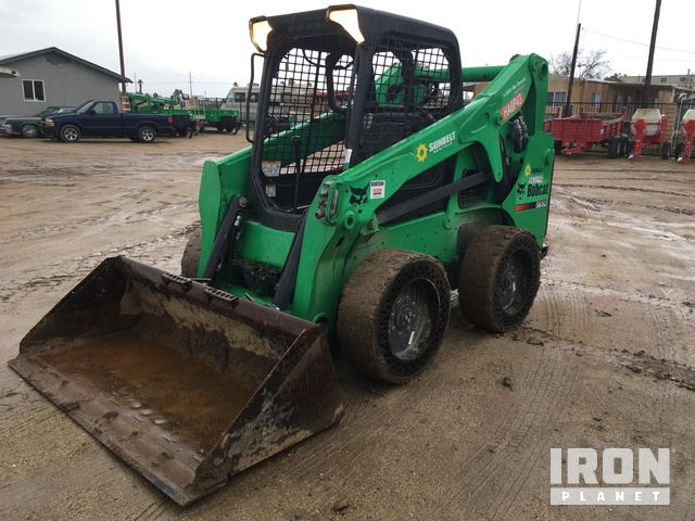 2013 Bobcat S650 Skid-Steer Loader in Wildomar, California