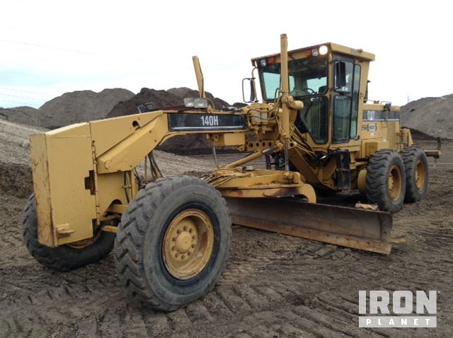 Cat 140H Motor Grader in North Charleston, South Carolina