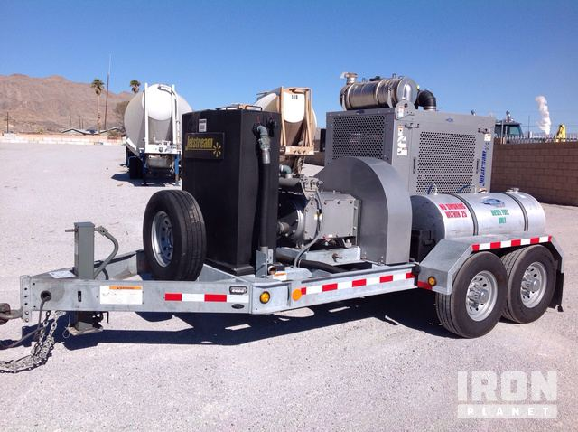 2014 Jetstream X4200-D Water Blaster in Trona, California, United