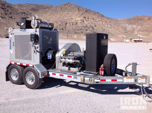 2014 Jetstream X4200-D Water Blaster in Trona, California