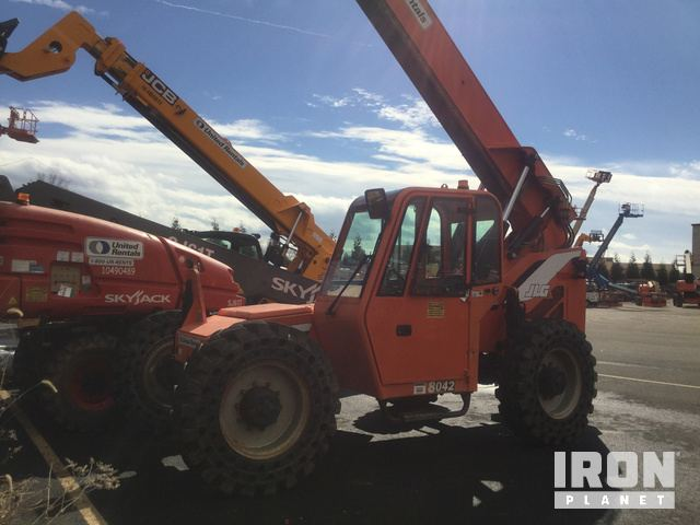 2011 SkyTrak 8042 Telehandler In Herndon Virginia United