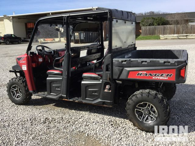 2014 Polaris Ranger Crew 900 4x4 Utility Vehicle in