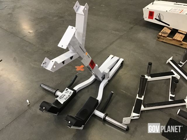 Surplus Lot of (3) Body Masters Fitness Equipment in North Las Vegas
