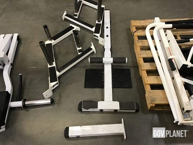 Surplus Lot of (3) Body Masters Fitness Equipment in North