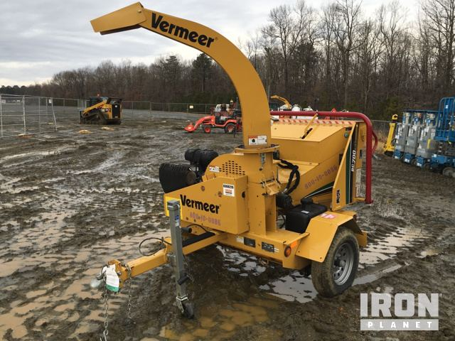 2016 Vermeer BC700XL Chipper in North East, Maryland, United
