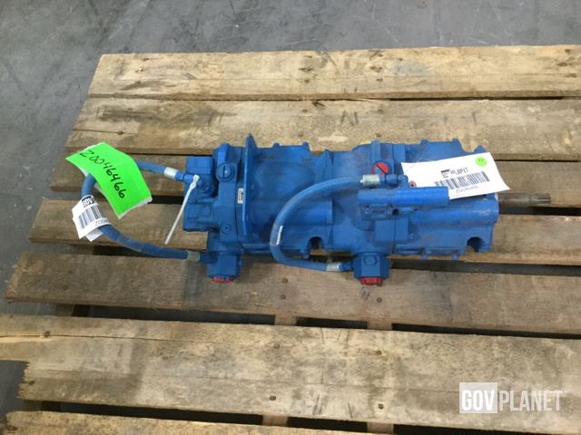 Surplus Eaton PVE19AR Power Steering Pump Assembly w/Container in