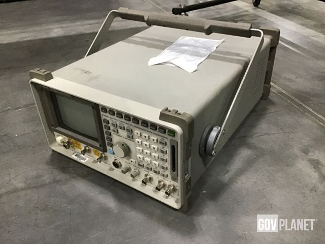 Surplus Agilent 8920B Radio Test Set in Chambersburg