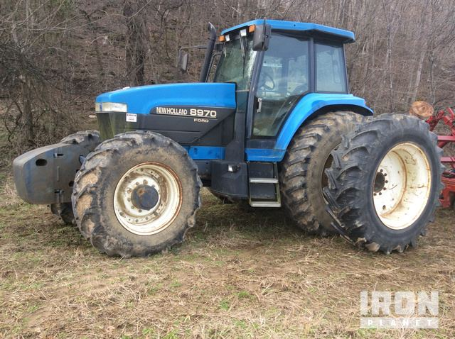New Holland 8970 4WD Tractor in Hurricane Mills, Tennessee, United