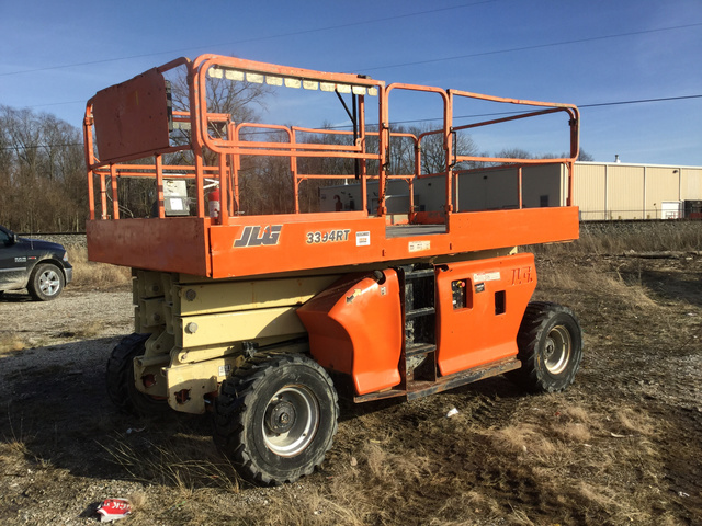 Scissor Lifts For Sale in Indiana| IronPlanet
