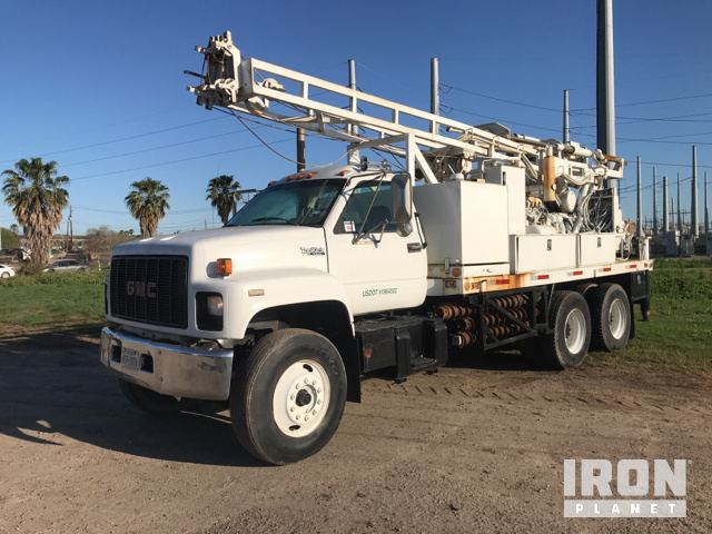 1994 GMC TopKick T/A Drill Truck in Corpus Christi, Texas, United