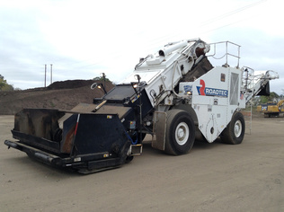 Asphalt Transfer Machines