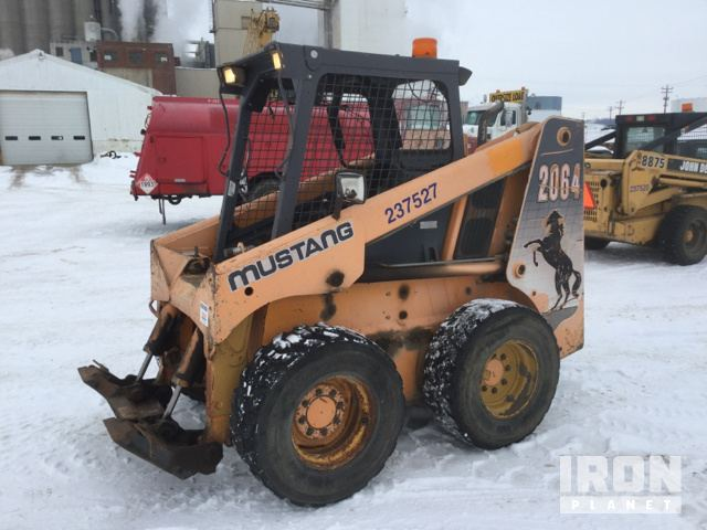 Mustang 2064 Skid-Steer Loader in Mankato, Minnesota, United States