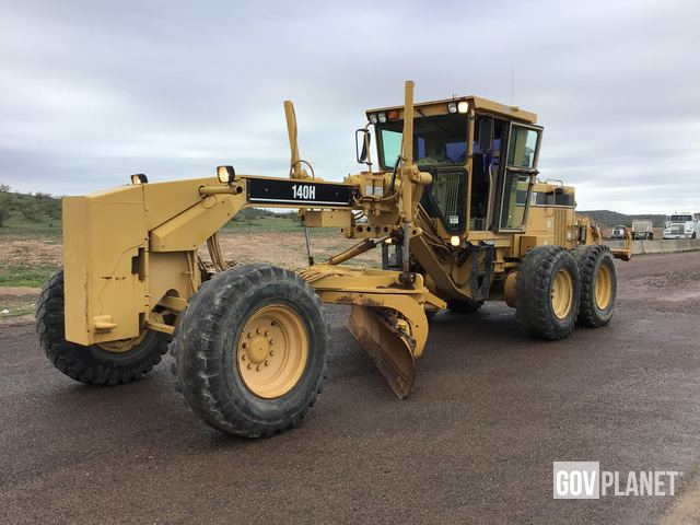 Surplus Cat 140H VHP Motor Grader in Queen Creek, Arizona