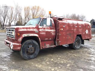 Fuel & Lube Trucks