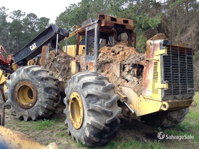 2014 (unverified) Cat 525C Wheel Skidder in Florence, South