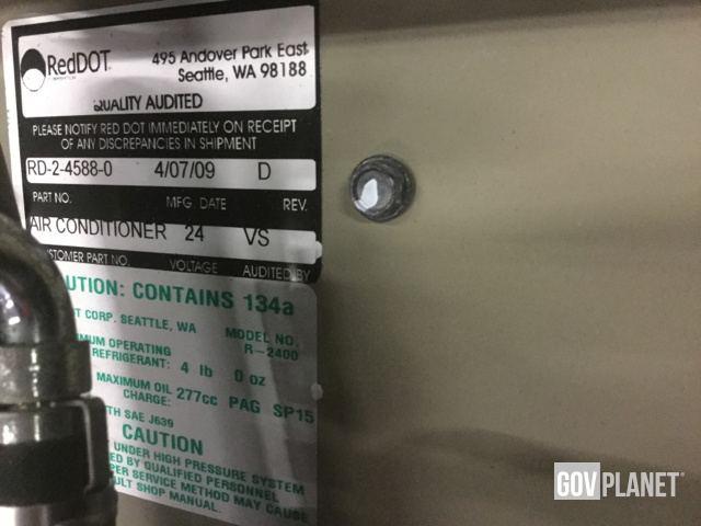 Surplus RedDot RD-2-4588-0 Air Conditioner in North Las