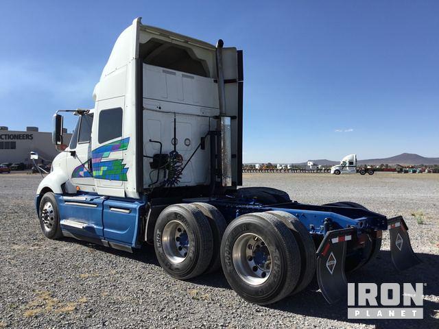 2016 International Prostar T/A Sleeper Truck Tractor in Polotitlan