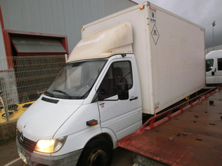 Van Trucks